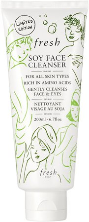 Jumbo Size Soy Face Cleanser