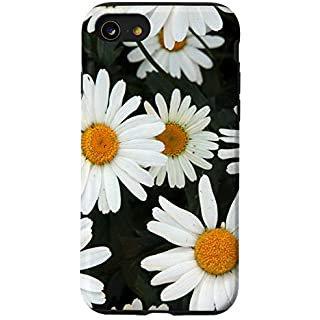 Amazon.com: iPhone 11 Pro Flower White Daisy Phone Case Palace Case