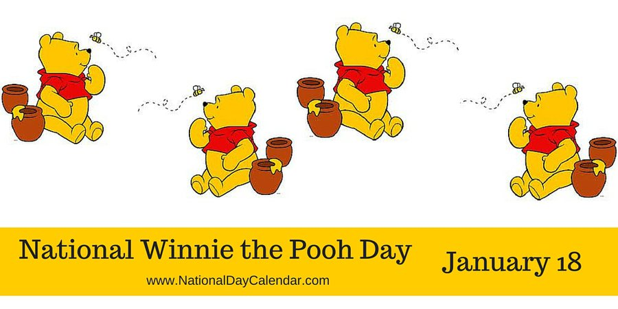 winnie the pooh day - Google Search