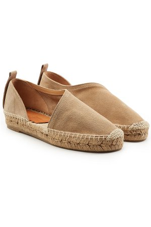 Delos Suede Espadrilles with Cut-Out Side Gr. IT 38
