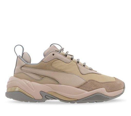 Shop Puma Womens Thunder Desert Neutrals Online   Platypus Shoes