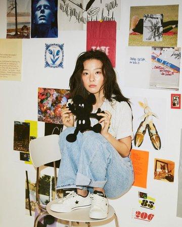 SNS: SeulgiStagram • Соц. сети: Инстаграм Сыльги – 554 фотографии