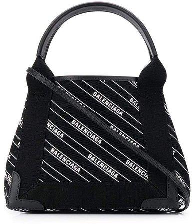 Navy Cabas XS bag