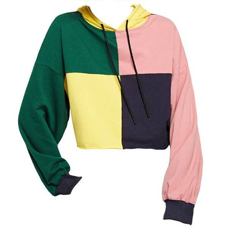 90s Vibes Cropped Hoodie – Boogzel Apparel