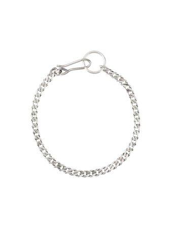 Emanuele Bicocchi Curb Chain Necklace
