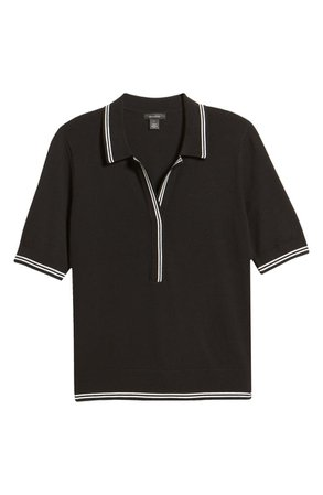 Halogen® Polo Sweater | Nordstrom