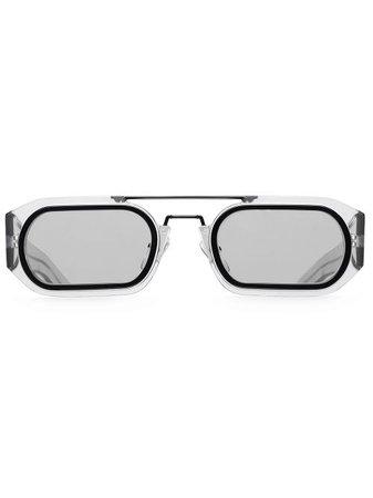Shop Prada Eyewear Prada Runway sunglasses with Express Delivery - FARFETCH