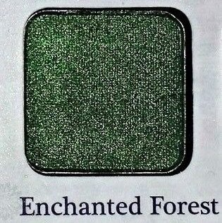 enchanted forest eyeshadow