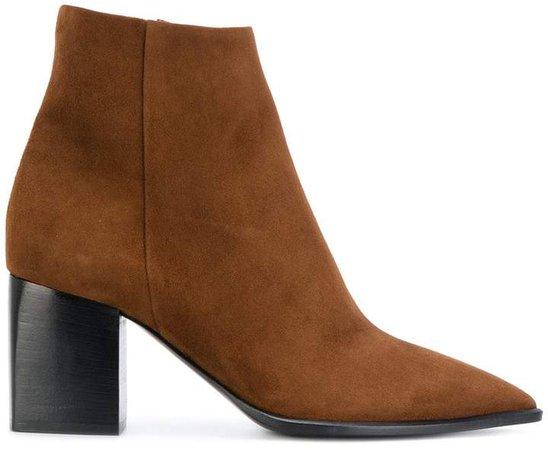 David Beauciel ankle boots