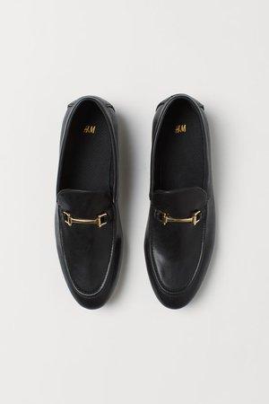 Loafers - Black - Men   H&M CA