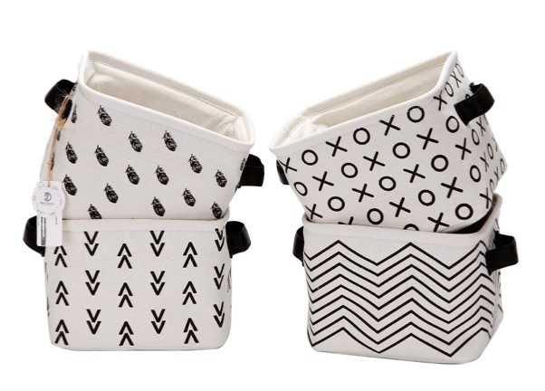 bw cloth bins