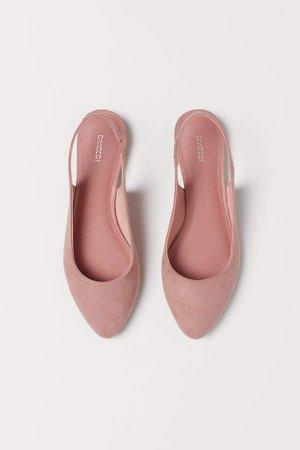 Flats - Pink