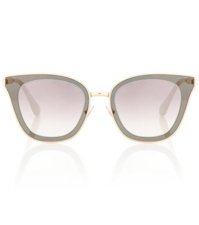 Lory crystal-embellished sunglasses