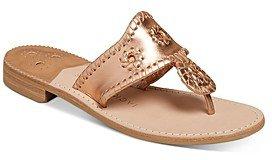 Women's Jacks Thong Sandals