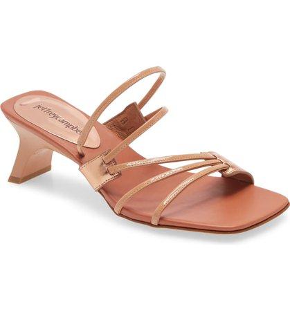 Jeffrey Campbell Cherri Strappy Sandal (Women) | Nordstrom