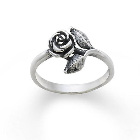 Small Rose Ring - James Avery