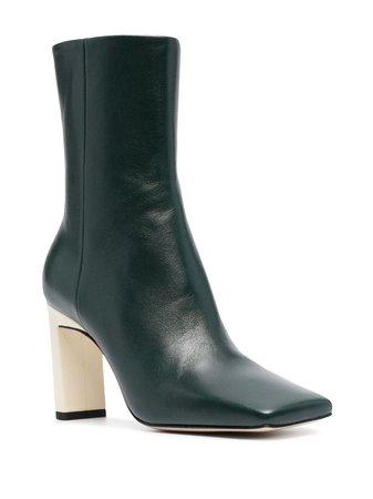 Wandler Isa Heel Boots - Farfetch