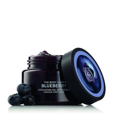 Blueberry Scrub Exfoliator (The Body Shop)