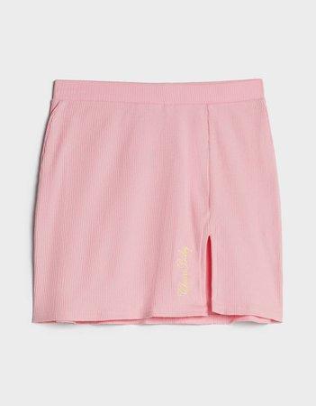 Short pencil skirt - New - Bershka United States