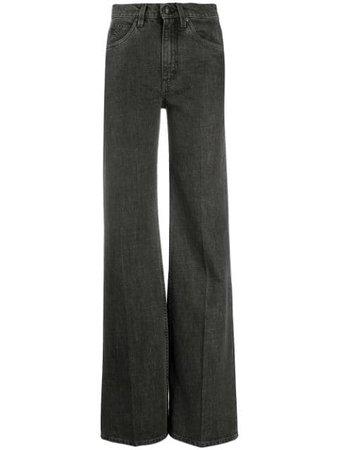 Etro high-rise Wide Leg Jeans - Farfetch
