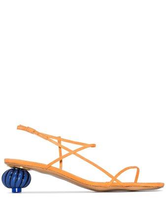 Jacquemus Les Sandales Manosque Sandals Ss20 | Farfetch.com