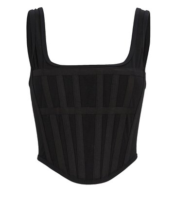 Dion Lee Ribbed Jersey Corset | INTERMIX®