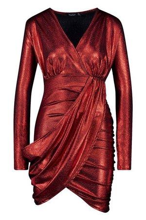 Christmas Dresses | Stunning Xmas Party Dresses | boohoo