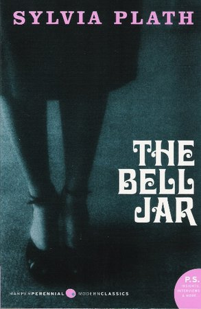 The Bell Jar by Sylvia Plath   The Banned Book Brigade