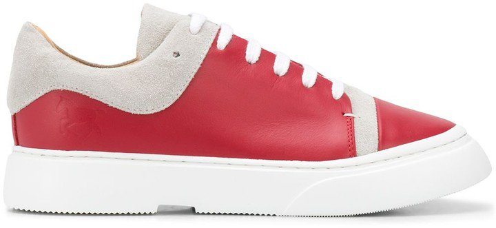 Red Foal Mother low-top sneakers