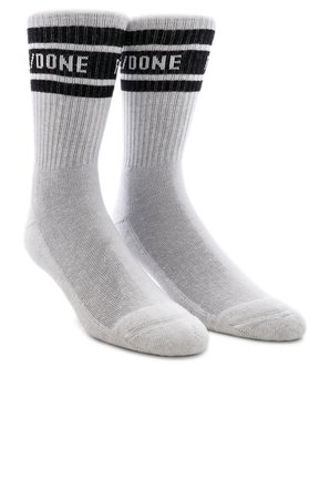 Logo Low Calf Socks