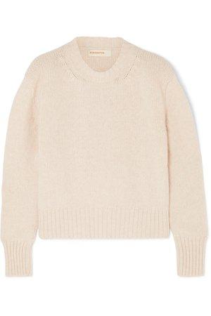 &Daughter | Enda wool sweater | NET-A-PORTER.COM