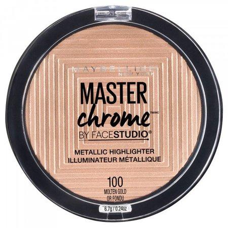 MasterChrome Iluminador Maybelline precio