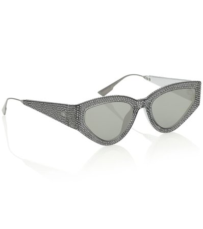 Dior1S Embellished Sunglasses - Dior Eyewear   Mytheresa