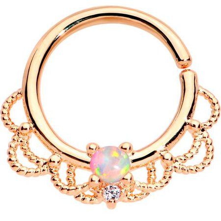 Nose Hoops Rings - Fastest Shipping – BodyCandy