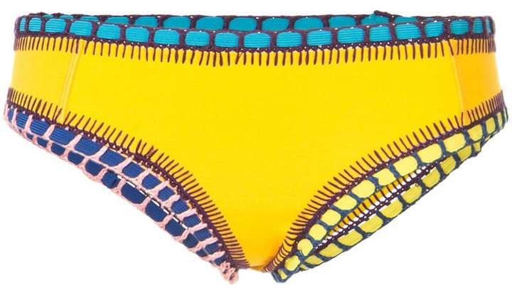 Ro Boyshort bikini bottoms