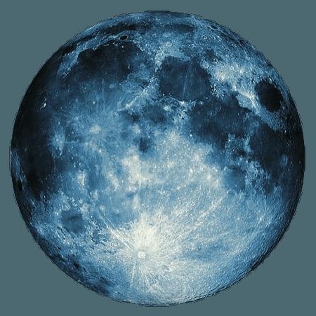blue moon png filler