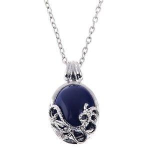 Vintage The Vampire Diaries Katherine Anti-sunlight Lapis Lazuli Necklace   eBay