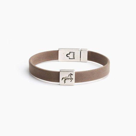 Horse Bracelets for Women Horse Charm Bracelet by Craftive