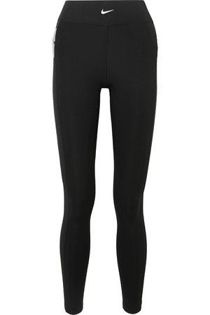 Nike | Pro AeroAdapt ribbed stretch leggings | NET-A-PORTER.COM