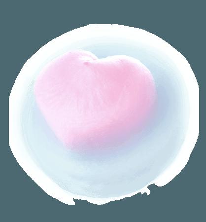 pastel cotton candy