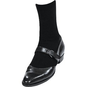 School Girl Shoes With Socks PNG