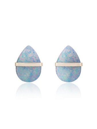 Melissa Joy Manning Labradorite Earrings