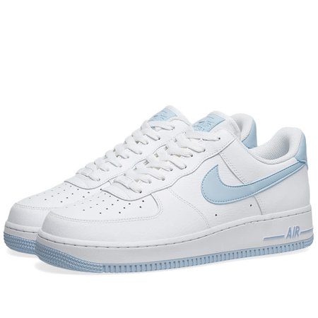 baby blue airforces