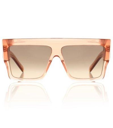 Flat-Brow Sunglasses - Celine Eyewear | Mytheresa