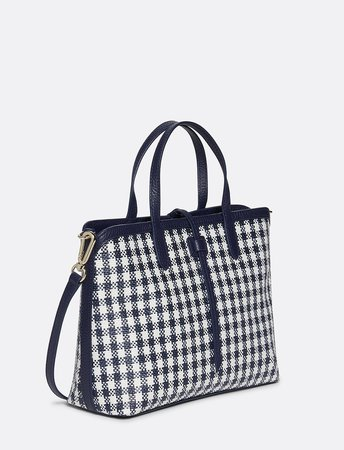 Mini Straw Tote – Draper James