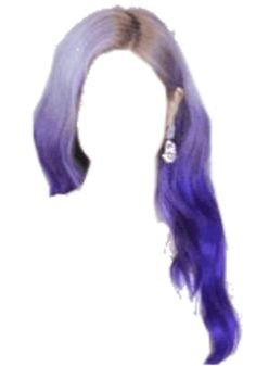 chaemomo hair