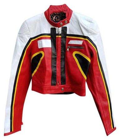 Vintage Dolce & Gabbana Motorcycle Jacket