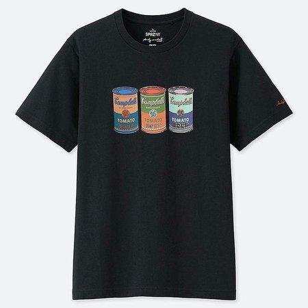 Sprz Ny Short-sleeve Graphic T-Shirt (andy Warhol)