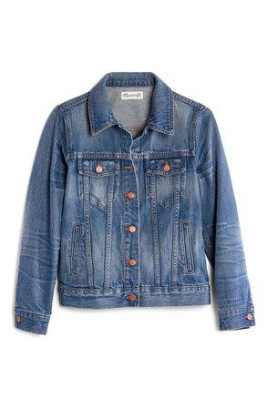 Madewell Denim Jacket (Regular & Plus Size) | Nordstrom