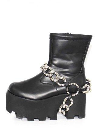 CHARLA TEDRICK BOOTS